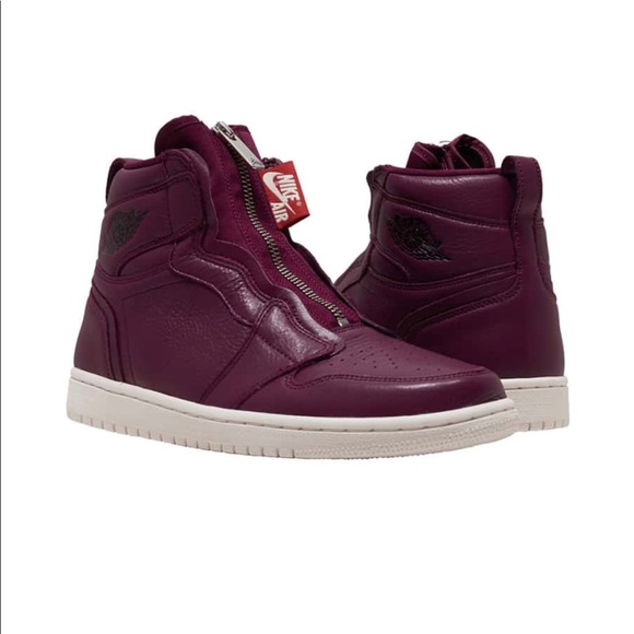 9df5e559d98 Jordan Shoes | Womens Nike Air 1s Zip Up | Poshmark